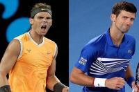 टेनिस फ्रेंच ओपन: नडाल 12वें फ्रेंच ओपन, नोवाक 'जोको स्लेम'' की आस में