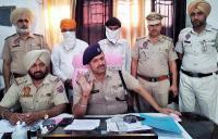 शिव सेना नेता पर हमला करने वाले गिरफ्तार