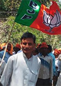 मृतक सुरेंद्र सिंह के बेटे का आरोप- कांग्रेस कार्यकर्ताओं ने कराई पिता की हत्या