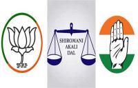 पंजाब मेंं कांग्रेस व अकाली दल के साथ तीसरे विकल्प के लिए खतरे की 'घंटी'