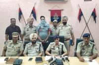 जिला पुलिस को मिली बड़ी सफलता, 350 ग्राम हैरोइन सहित बाइक चालक गिरफ्तार