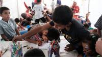 अमेरिका में शरणार्थी बच्चों के लिए अंग्रेजी कक्षाओं व कानूनी सेवाओं में कटौती