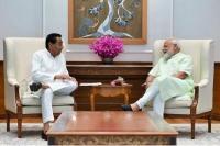 कमलनाथ ने की प्रधानमंत्री नरेंद्र मोदी से मुलाकात, PM बनने पर दी बधाई