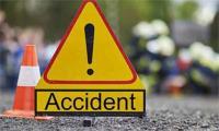 कार की टक्कर से बाइक सवार की मौत
