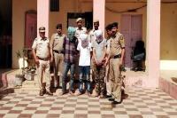 पुलिस की नशे के खिलाफ बड़ी कार्रवाई, 57.48 ग्राम चिट्टे के साथ 6 गिरफ्तार