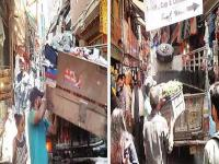 अतिक्रमण पर नप सख्त, सड़कों से उठाया दुकानदारों का सामान-व्यापारियों में मचा हड़कंप