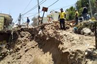 अल्मोड़ाः निजी भवन में खुदाई के दौरान गिरा मलबा, एक मजदूर की दबकर मौत