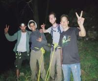 पहाड़ियों में फंसे दो इजराइली ट्रैकर, रेस्क्यू टीम ने सुरक्षित निकाला बाहर