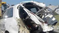 यमुना एक्सप्रेस वे पर रफ्तार का कहर, 4 लोगों की मौत