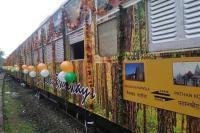 टूरिस्ट सीजन में सरपट दौड़ रही Express Train, 5 घंटे के सफर ने अपनी ओर खींचे यात्री