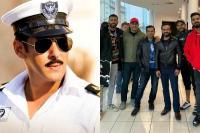 टीम इंडिया ने देखी 'भारत', सलमान ने कहा 'शुक्रिया पूरा भारत आपके साथ है'