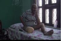 प्राइवेट हॉस्पिटल की लापरवाही, इलाज में लापरवाही के कारण पूर्व फौजी को गवाना पड़ा पैर