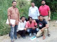 पुलिस के हाथ लगी बड़ी सफलता, 2 अलग-अलग मामलों में चिट्टे के साथ 2 गिरफ्तार