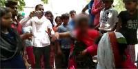 Facebook पर पोस्ट की युवती की अश्लील वीडियो, आरोपी की जमकर हुई पिटाई