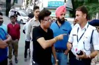 UP के बाद अब पंजाब पुलिस के DSP की हिमाचल में दिखी दादागिरी (Watch Video)