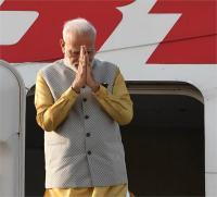 SCO सम्मेलन: PM मोदी ने जिनपिंग से कहा, मौजूदा हालात में पाकिस्तान से वार्ता संभव नहीं