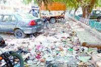 नगर निगम के स्वच्छता को लेकर दावे फेल