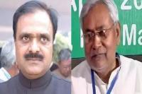 सवालों के कठघरे में नीतीश सरकार, बोले BJP नेता- अपराधियों में पुलिस का डर हो गया खत्म