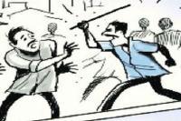 युवक के साथ मारपीट कर दी मारने की धमकी
