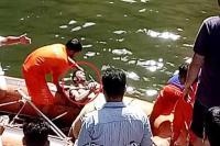 दोस्तों संग खड्ड में नहाने गया था युवक, Rescue कर निकाला शव