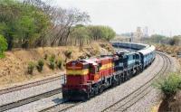 सुरक्षा कारणों से दक्षिण कश्मीर में ट्रेन सेवा स्थगित