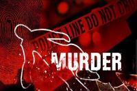 युवक ने परिवार पर किया तेजधार हथियार से हमला,पत्नी की मौत