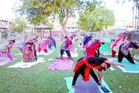 योग एक प्राचीन भारतीय जीवन पद्धति : संगीता