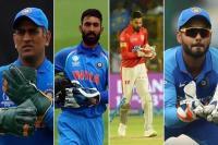 CWC19: विश्व कप के इतिहास मेंचार विकेटकीपरों के साथ उतर सकता है: भारत