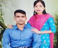 स्कूटरी पर पत्नी को बिठाकर भाखड़ा नहर में गिरा फौजी, परिवार वालों ने बताया कत्ल