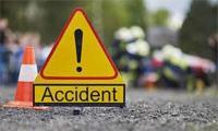 कार व बाइक की टक्कर में युवक की मौत