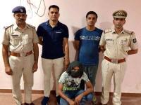 पुलिस के हाथ लगी बड़ी कामयाबी, 85 लाख की ठगी मामले में गुजरात से धरा आरोपी