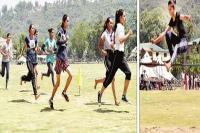 1256 महिला अभ्यर्थियों ने पास की शारीरिक दक्षता परीक्षा