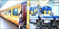 लखनऊ से दिल्ली के बीच चलेगी देश की पहली प्राइवेट ट्रेन, जानिए हाईटेक खूबियां