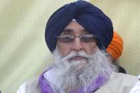 सुखबीर के चहेते मनजीत सिंह जी.के ने सिमरनजीत मान को किया सम्मानित