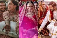 दीपवीर की शादी की एल्बम आईं सामने, मेंहदी सेरेमनी से लेकर दुल्हन की एंट्री तक एेसे निभाई रस्में