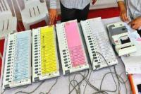 MP Election: कई बूथों पर EVM में आई खराबी, मतदान हुआ बाधित