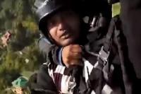 सोशल मीडिया पर वायरल हुआ रौंगटे खड़े कर देने वाला वीडियो