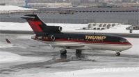 दुर्घटना का शिकार हुआ ट्रंप का निजी विमान