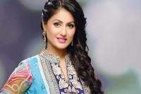 हिना खान लेगी बॉलीवुड में एंट्री, जम्मू से होगी शुरूआत