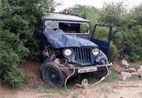 बहराइचः जीप और ट्रैक्टर की टक्कर में दो की मौत, 10 घायल