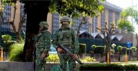 पेंस वइवांका ट्रंप के दौरे से पहले अमेरिकी वाणिज्य दूतावास पर विस्फोटक हमला
