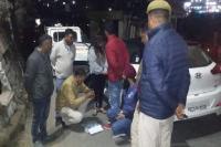 मंडी पुलिस ने नाके के दौरान बरामद की नशे की बड़ी खेप, 1 लड़की समेत 2 युवक गिरफ्तार