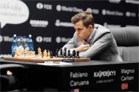 विश्व शतरंज रैंकिंग - मेगनस कार्लसन शीर्ष पर बरकरार , विश्वनाथन आनंद शीर्ष 10 में