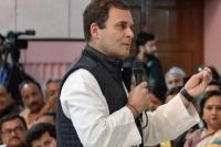 टीआरएस और ओवैसी BJP के 'सहयोगी': राहुल गांधी