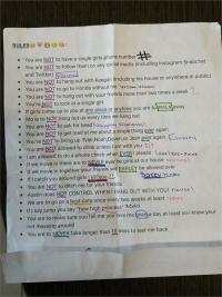 VIRAL: लड़की ने बॉयफ्रेंड के लिएबनवाया खास कॉन्ट्रैक्ट, ये 22 चीजें कर दी बैन