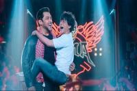 ZERO SONG OUT: सलमान संग ''इस्क'' लड़ाते दिखे शाहरुख खान