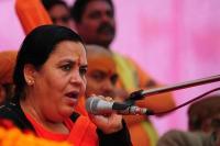 केंद्रीय मंत्री उमा भारती का ऐलान, नहीं लड़ेंगी अगला लोकसभा चुनाव