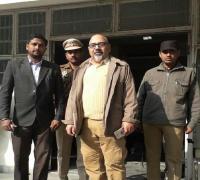 मानहानि मामलाः पूर्व DGP शशिकांत अदालत में पेश, अगली सुनवाई 21 दिसंबर को