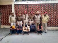 आर्मी भर्ती के लिए जाली दस्तावेजों के साथ आए हरियाणा के युवक गिरफ्तार