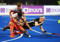 विश्व हॉकी कप : नीदरलैंड को 4-1 से हरा क्वार्टर फाइनल के करीब पहुंचा जर्मनी